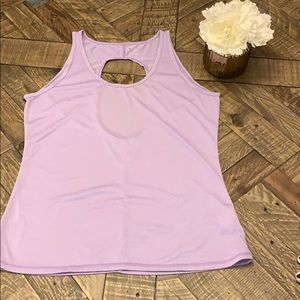 Fabletics Lavender Workout Tank